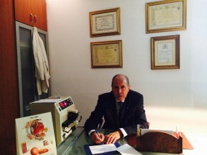 Centro reconocimiento Aracena - Doctor Manuel Tello